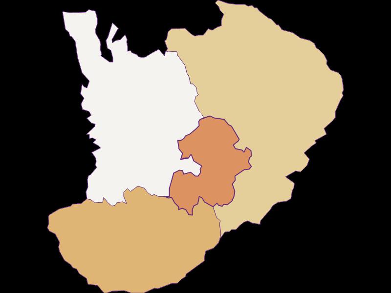 Population development since 2011 in Bad Schönau