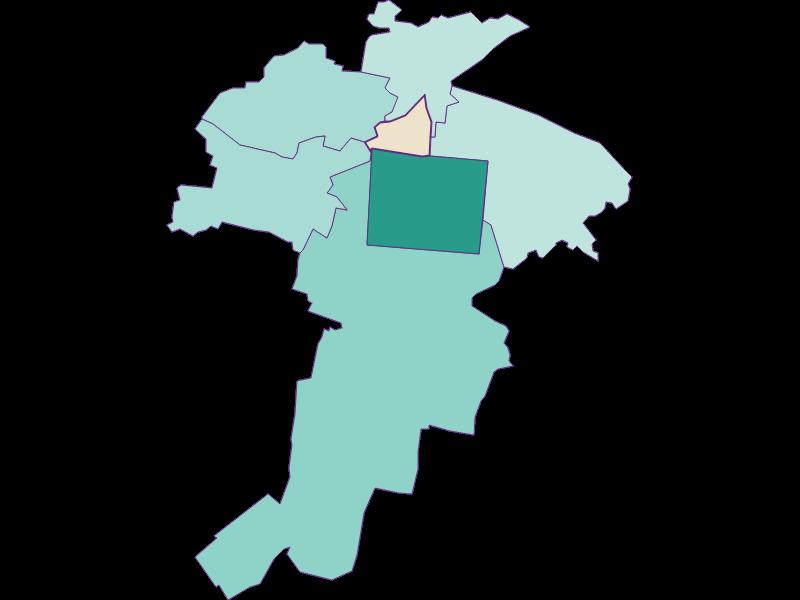 Population development since 2011 in Felixdorf