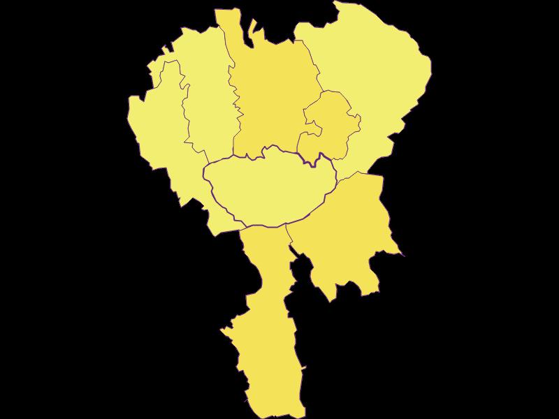 Population density in Hochneukirchen-Gschaidt