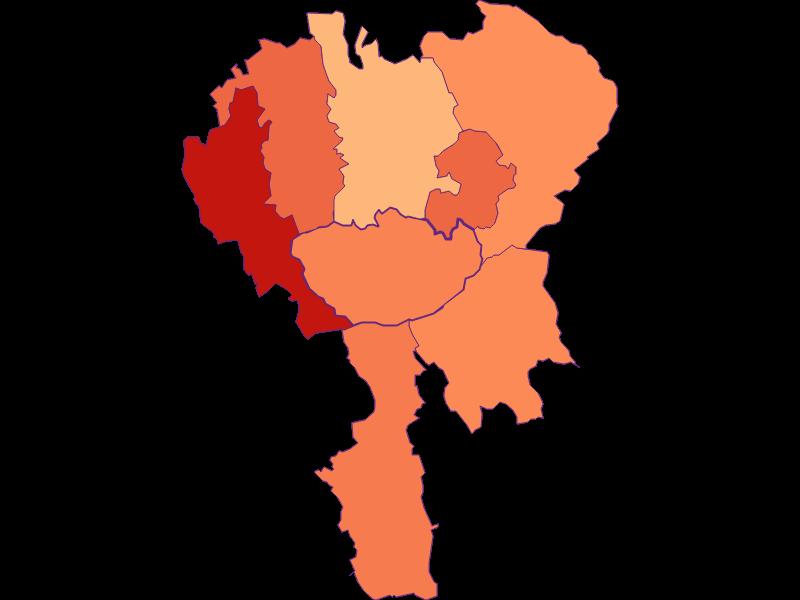 Household size in Hochneukirchen-Gschaidt