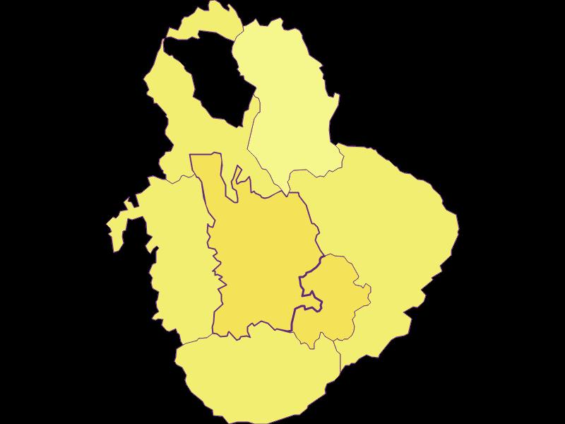 Population density in Krumbach
