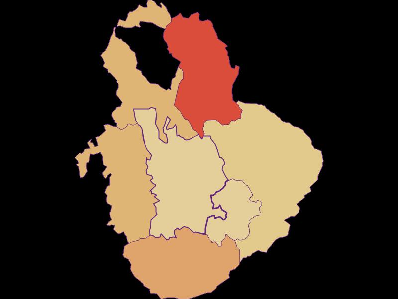 Population development since 1869 in Krumbach