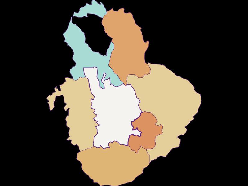 Population development since 2011 in Krumbach