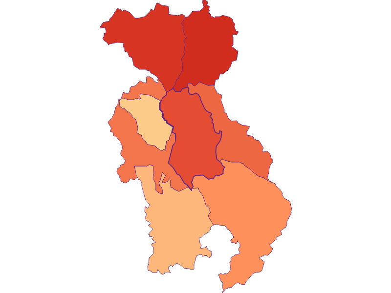 Household size in Lichtenegg