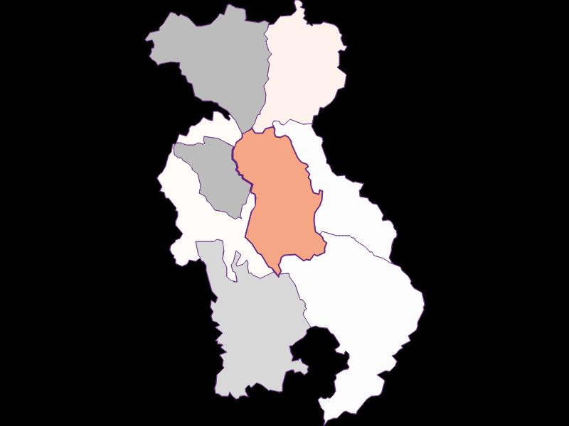 Farmers (comparison to federal state) in Lichtenegg