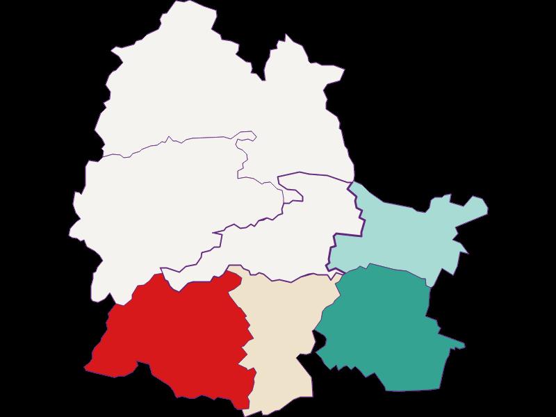 Population development since 2011 in Markt Piesting