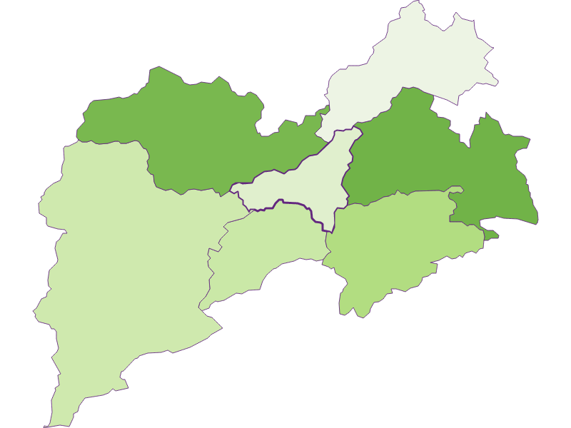 Settlement in Pernitz