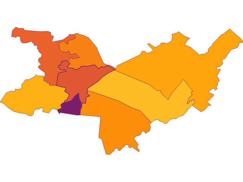 Population Density   Sollenau