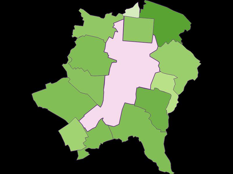 Заселенность в Wiener Neustadt