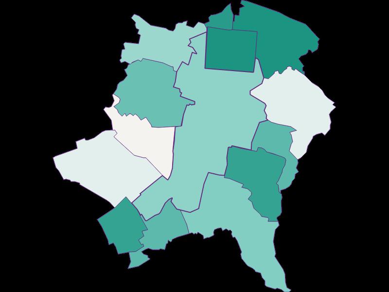 Демография с 1869 года в Wiener Neustadt