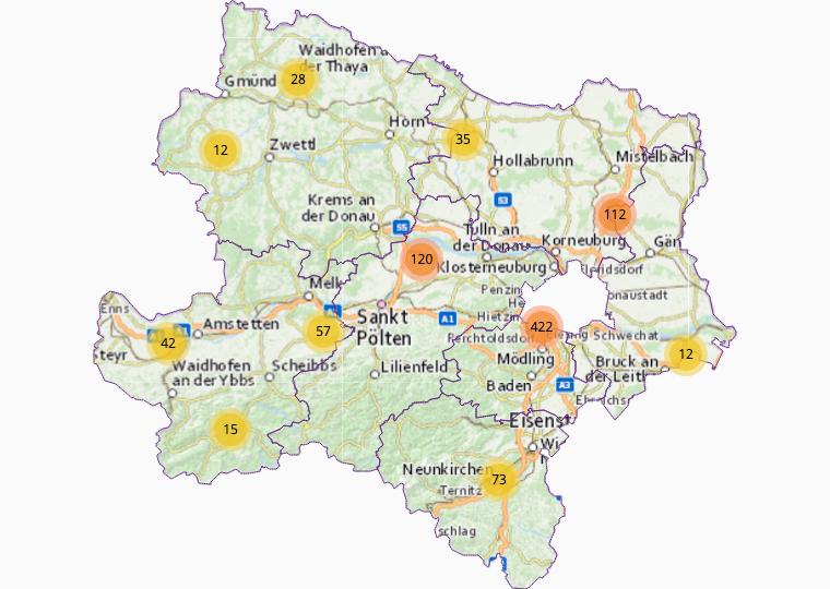 Sports teaching in Lower Austria
