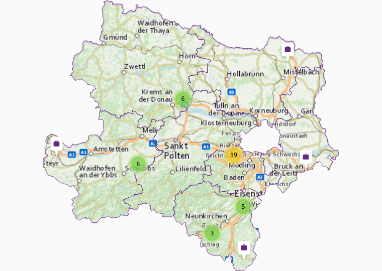 Homes in Lower Austria