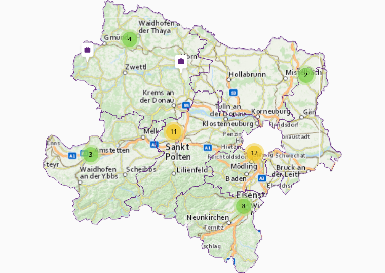 Broadcasting in Lower Austria