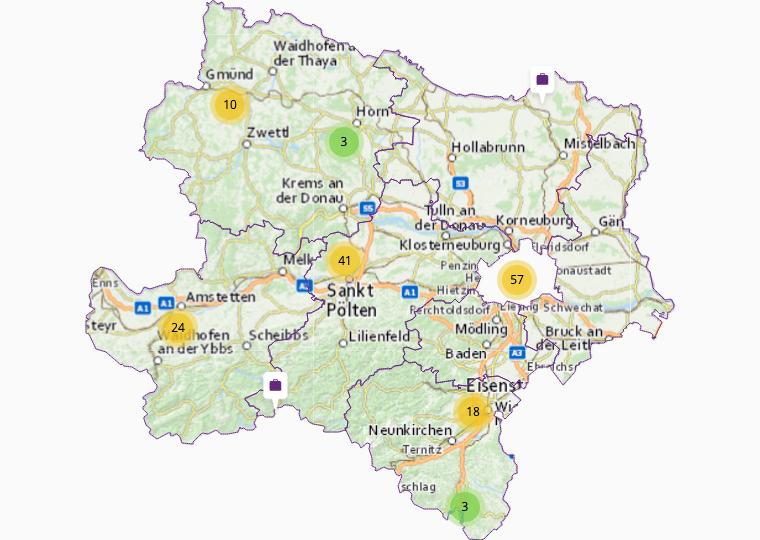 Telecommunication in Lower Austria