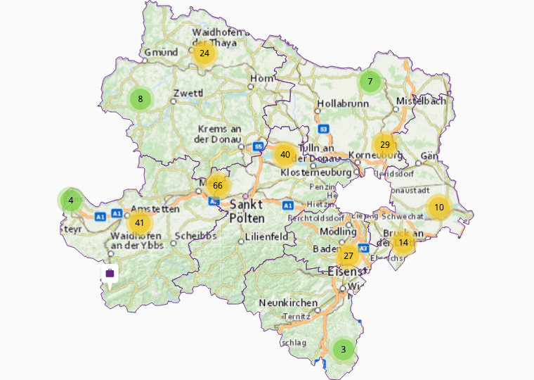 Miscellaneous in Lower Austria