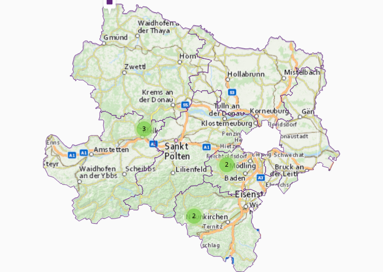 Fishing & aquaculture in Lower Austria