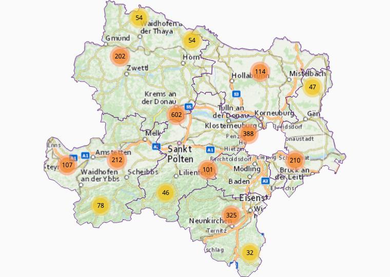 Land & Forst in Niederösterreich