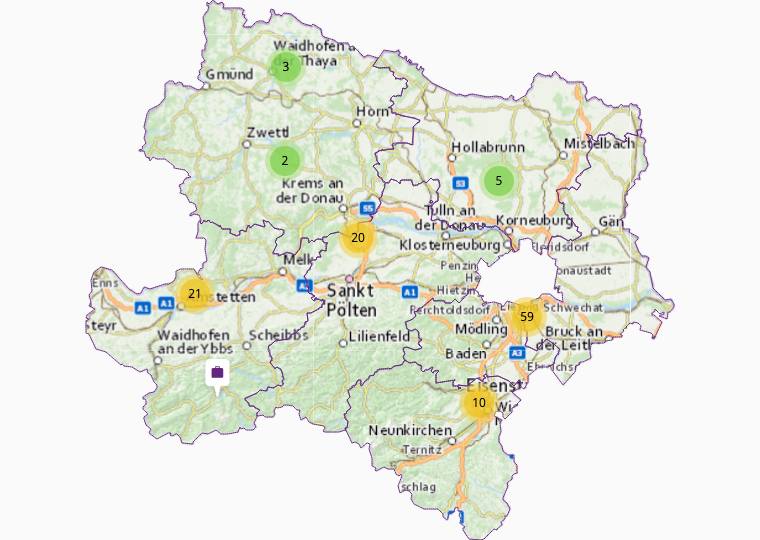 Shipping & aviation in Lower Austria
