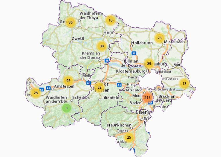 Energy in Lower Austria