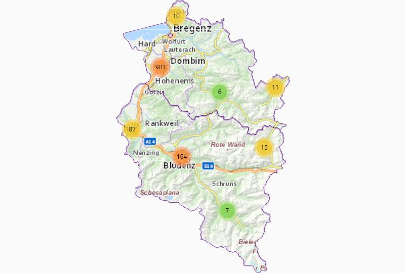 Information Kommunikation in Vorarlberg
