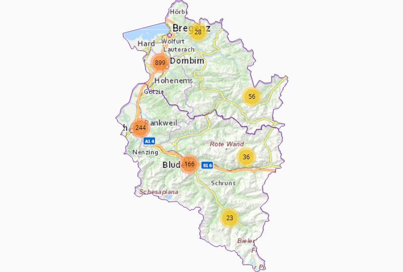 Instandhaltung in Vorarlberg