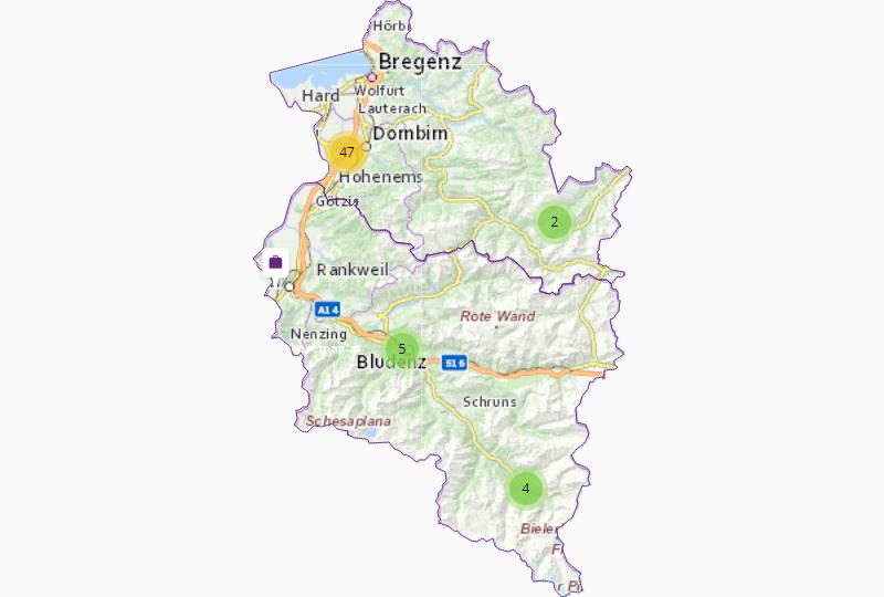 Kunst I Unterhaltung in Vorarlberg