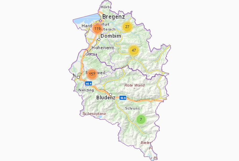 Land & Forst in Vorarlberg