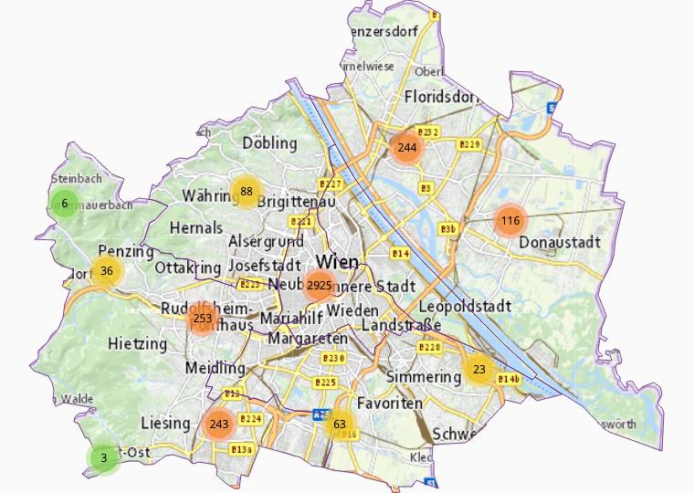 Information Kommunikation в Вена