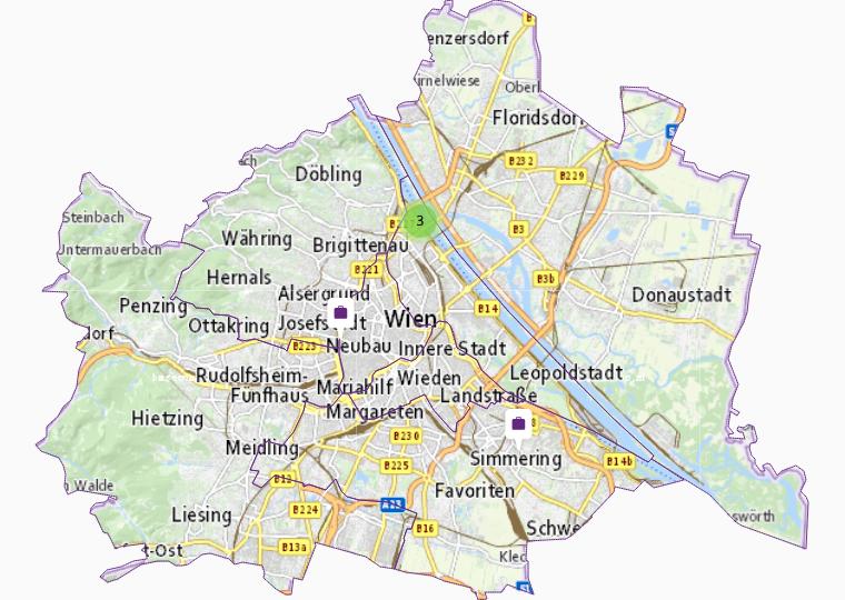 IV & Verwaltung в Вена