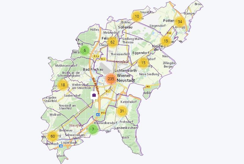 Information Kommunikation in Steinfeld