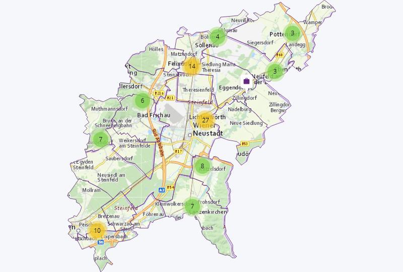 Land & Forst in Steinfeld