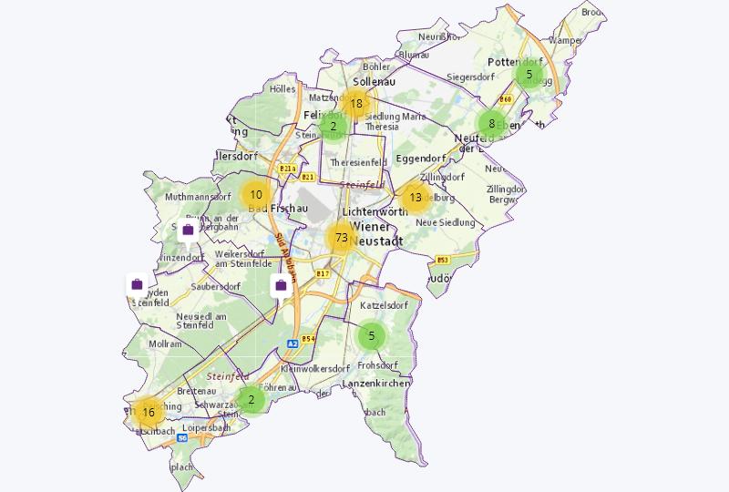 Nahrung / Genuss in Steinfeld