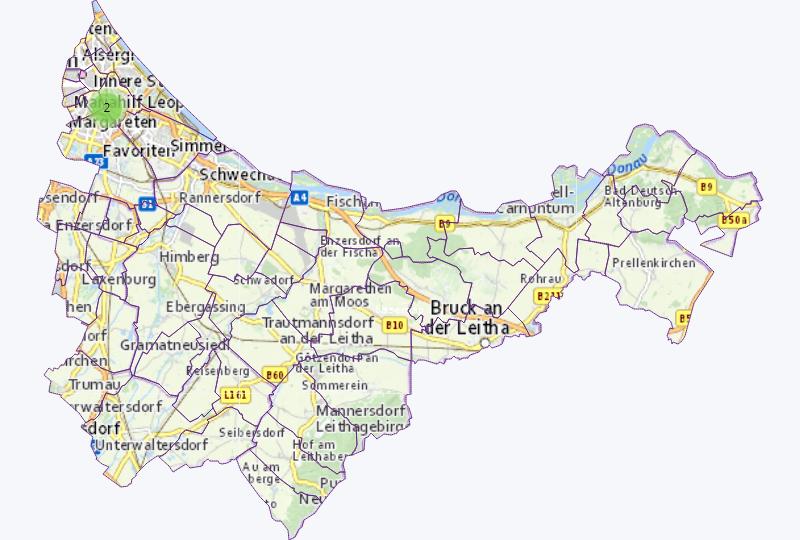 IV & Verwaltung in Wiener Boden