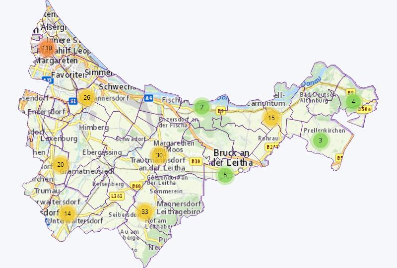 Land & Forst in Wiener Boden